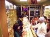 Prodej čaje v čajovně na Chowrastě