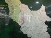 Mapa oblasti Hadong