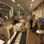 Návštěva Carit Moran v Kalkatě