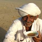 Čajování v Indii