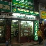 Čajování v Darjeelingu