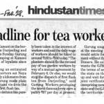 Gorkhas push the tea planters – Gurkhové tlačí na majitele zahrad