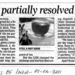 Wage Dispute resolved in Darjeeling