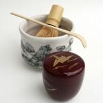 Degustace čaje matcha v KOISHI shopu