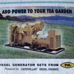 Tea planters advertisement