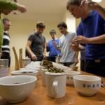 Degustace himálajských čajů na Kampě