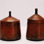 Original Andrzej and his tea pottery