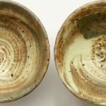 Buncheong tea cups