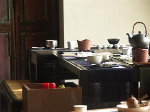 Taiwanské čajové nádobí