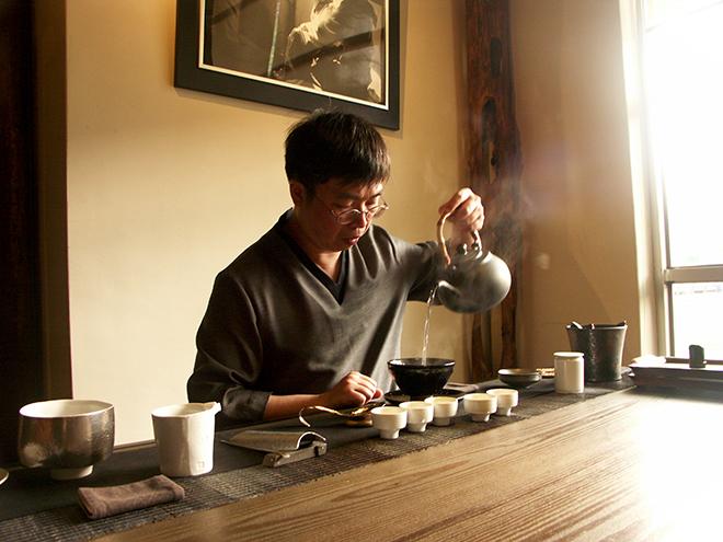 Master Fang Lao Shi
