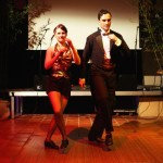 Čajomír ples