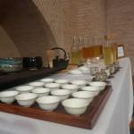 Uvítání u příležitosti Koishi menu v královské kapli