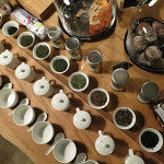 Bitcoin Coffee Tea Cupping