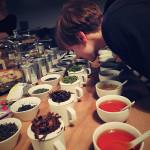 Bitcoin Coffee Tea Cupping