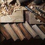 Wooden Tea Utensils