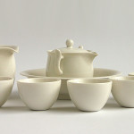 Outdoor Tea Set Houhin for Five Drinkers